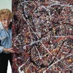 ¿Quién mierda es Jackson Pollock?