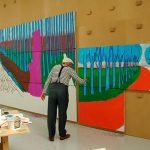 David Hockney: Un panorama más amplio (2 de 3)