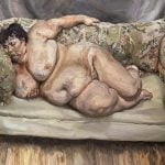Lucian Freud, Vida pintada