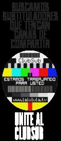 Uníte al Club/Sub