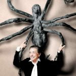 Louise Bourgeois: La araña, la amante y la mandarina