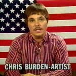 Chris Burden:  TV ADS