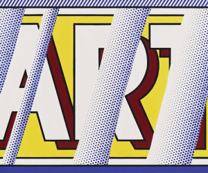 Roy-Lichtenstein-Art-1988-Mitchell-Innes-Nash