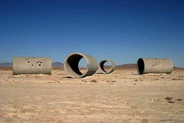 nancy-holt-sun-tunnels-utah-1973