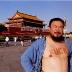 Ai Weiwei= Sin miedo ni amparo (1 de 3)