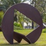 Amílcar de Castro: Perfil de Línea