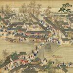 Hockney: Un día en el gran canal con el emperador de China