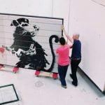 Salvando a Banksy